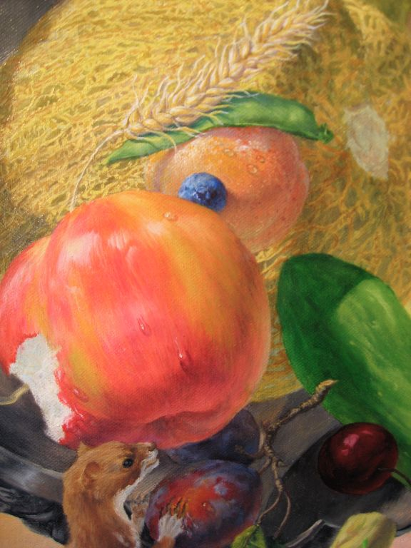 Anxiety of Fruit (detail)